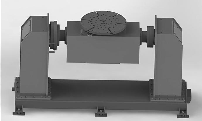RV减速器用于焊接定位器