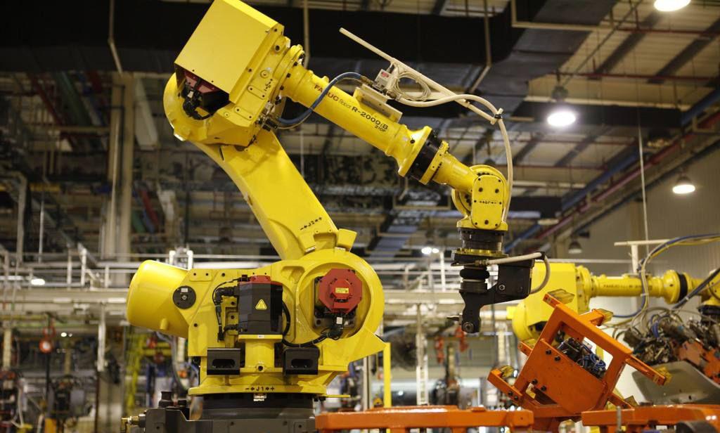 谐波减速器应用于工业机器人技术