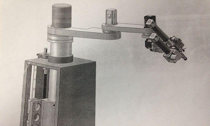 抽液机器人